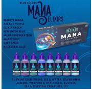 Scale 75 Mana Elixirs Paint Set Instant Colors - 8 kleuren - 17ml - SCL-SSE-103