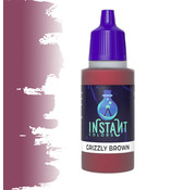 Scale 75 Grizzly Brown Instant Colors - 17ml - SIN-34