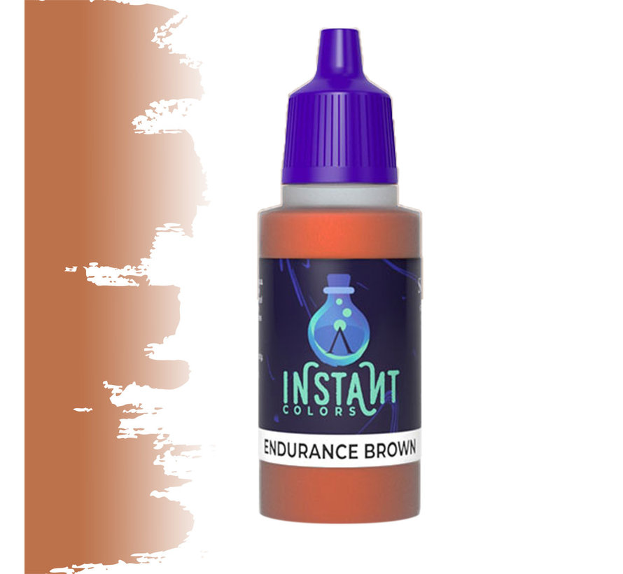 Scale 75 Endurance Brown Instant Colors - 17ml - SIN-35