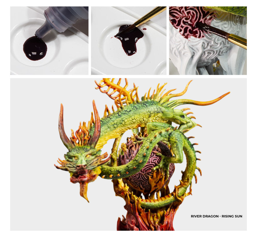 Scale 75 Demon Brown Instant Colors - 17ml - SIN-44