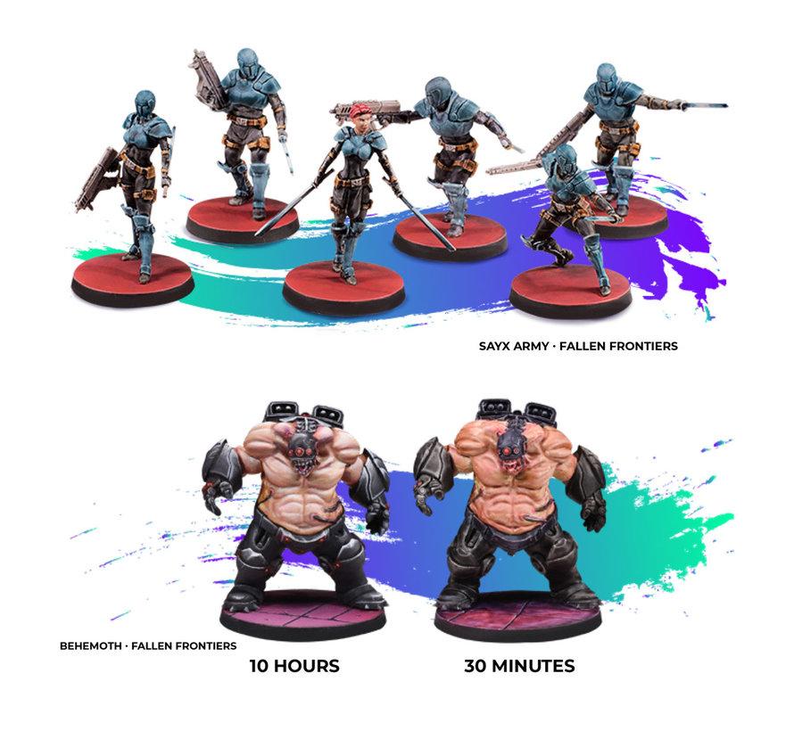 Scale 75 Dark Kraken Instant Colors - 17ml - SIN-45