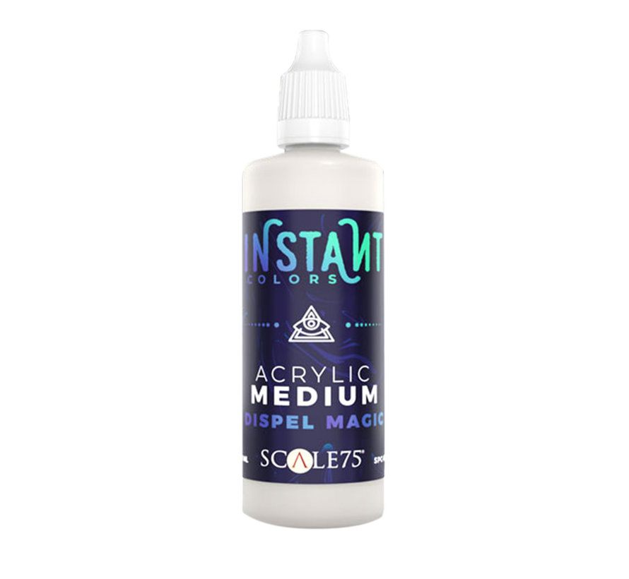 Scale 75 Dispel Magic Acrylic Medium Instant Colors - 60ml - SPC-007