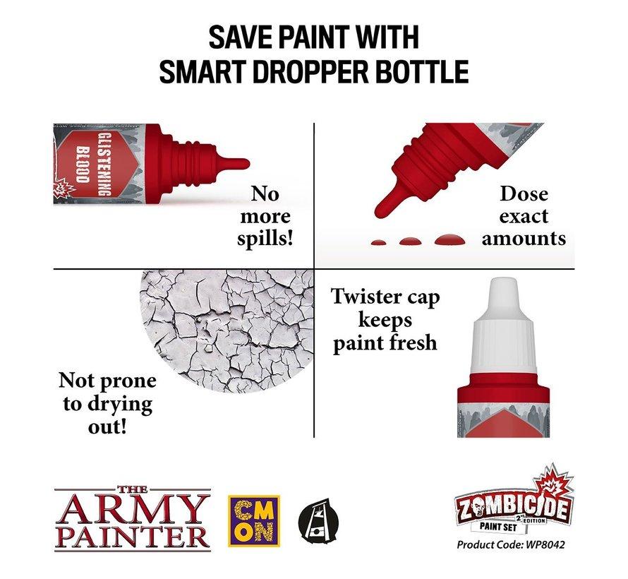 The Army Painter Zombicide 2nd Edition Paint Set - 20 kleuren - 18ml - WP8042