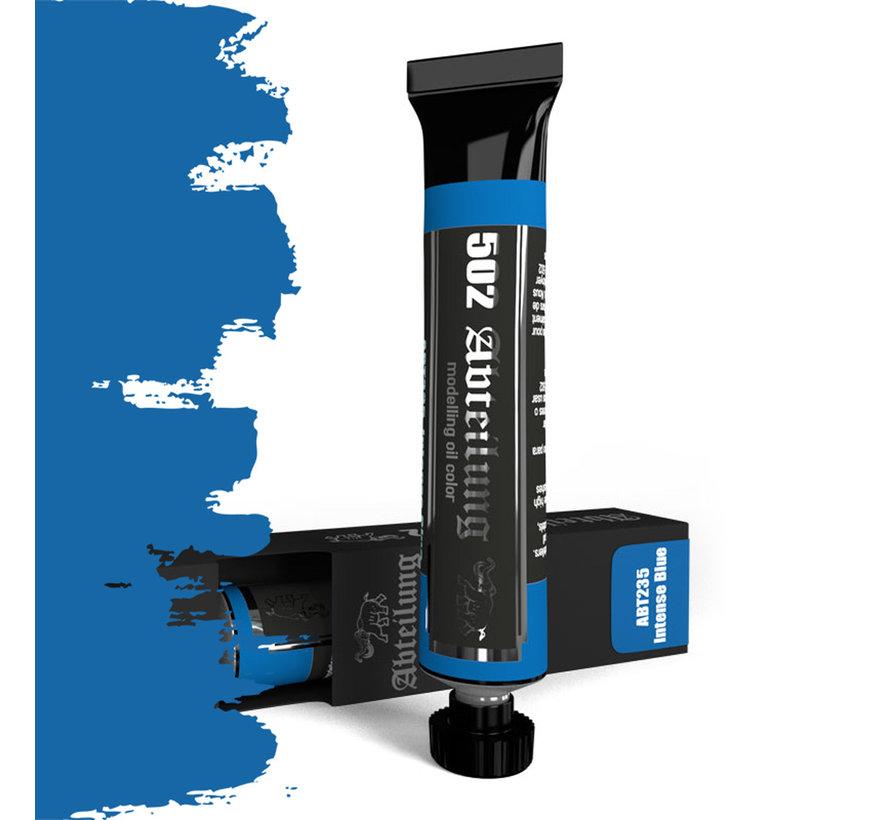 Abteilung 502 Intense Blue Modeling Oil Color - 20 ml - ABT235