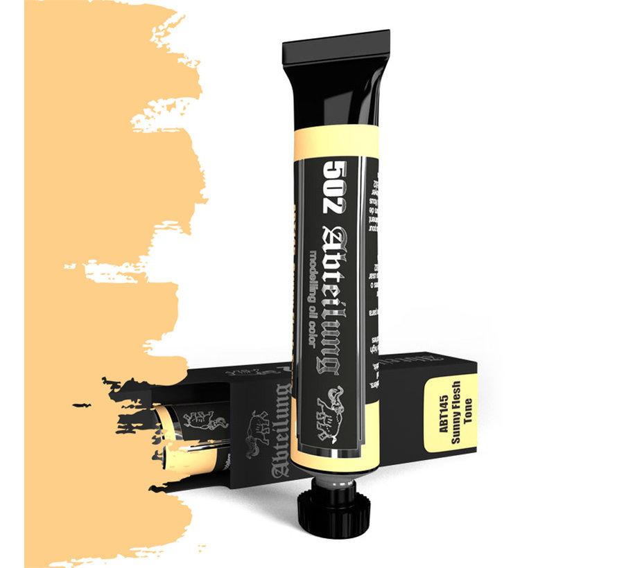 Abteilung 502 Sunny Flesh Tone Modeling Oil Color - 20 ml - ABT145