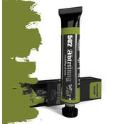 Abteilung 502 Olive Green Modeling Oil Color - 20ml - ABT050