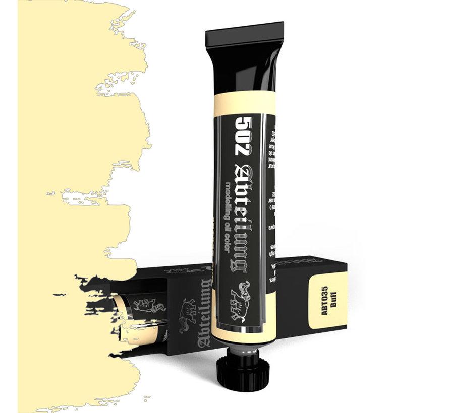 Abteilung 502 Buff Modeling Oil Color - 20 ml - ABT035