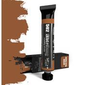 Abteilung 502 Burnt Umber Modeling Oil Color - 20ml - ABT006