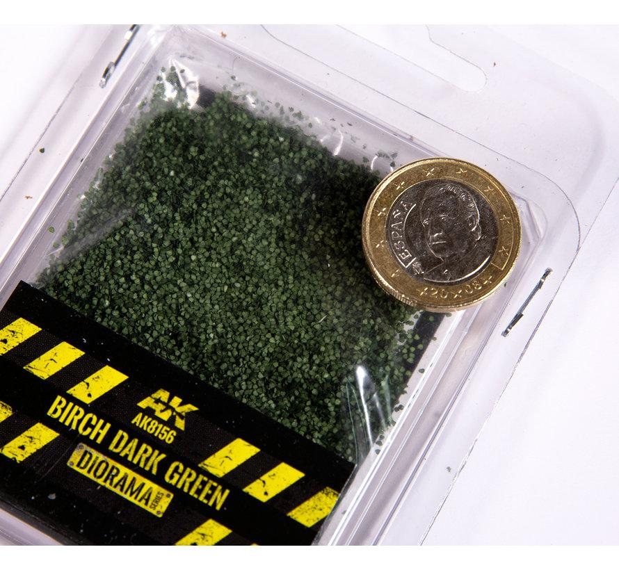 AK interactive Birch Dark Green Leaves - 28mm 1:72 - 7g - AK8156