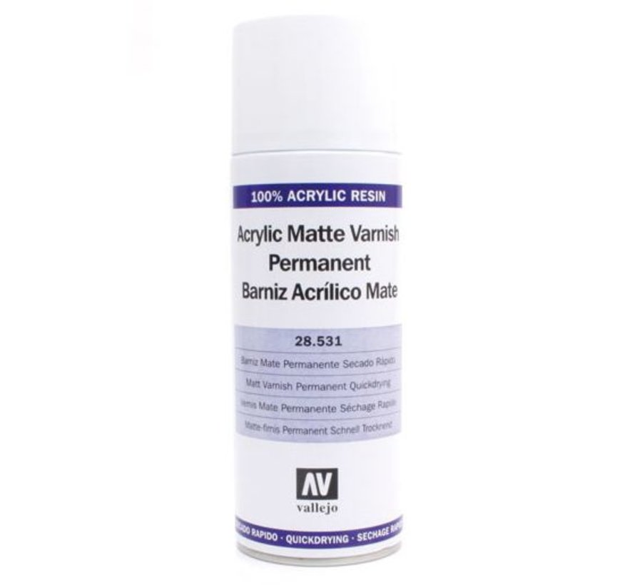 Acrylic Matt Varnish - 400ml - 28531