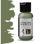 Mission Models US Army Olive Drab Faded 1 - Acrylic Airbrush Paint - 30ml - MMP-020