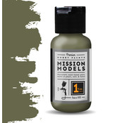 Mission Models US Army Olive Drab Faded 2 - Acrylic Airbrush Paint - 30ml - MMP-021