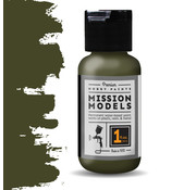 Mission Models US Army Olive Drab 33070 - Acrylic Airbrush Paint - 30ml - MMP-026