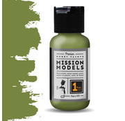 Mission Models US Interior Green  - Acrylic Airbrush Paint - 30ml - MMP-059