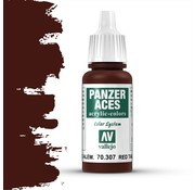 Vallejo Panzer Aces Red Taillight - 17ml - 70307