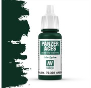 Vallejo Panzer Aces Green Taillight - 17ml - 70308