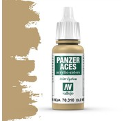 Vallejo Panzer Aces Old Wood - 17ml - 70310