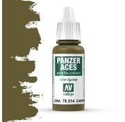 Vallejo Panzer Aces Canvas - 17ml - 70314