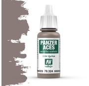 Vallejo Panzer Aces French Tank Crew Highlights - 17ml - 70324