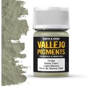 Vallejo Pigment Light Siena - 35ml - 73104