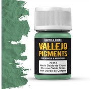 Vallejo Pigment Chrome Oxid.Green - 35ml - 73112