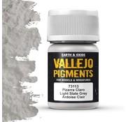 Vallejo Pigment Light Slate Grey - 35ml - 73113