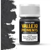 Vallejo Pigment Natural Iron Oxid - 35ml - 73115
