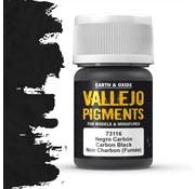 Vallejo Pigment Carbon Black - 35ml - 73116