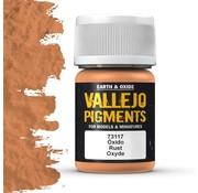 Vallejo Pigment Rust - 35ml - 73117