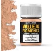 Vallejo Pigment Fresh Rust - 35ml - 73118