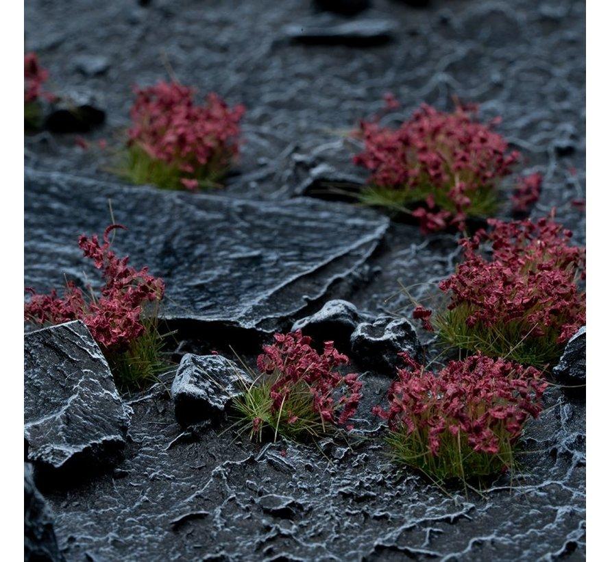 Gamers Grass Dark Purple Flowers Wild Tuft 6mm - GGF-DP