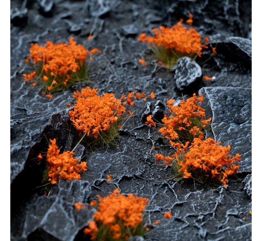 Gamers Grass Orange Flowers Wild Tuft 6mm - GGF-OR