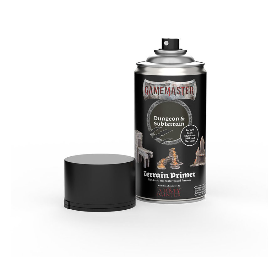 The Army Painter Dungeon and Subterrain Primer - 300ml - GM3001