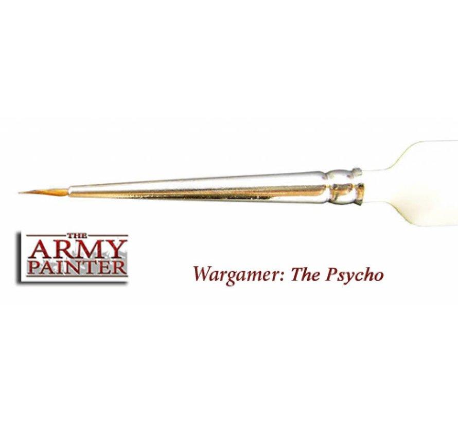 The Psycho - nano-detailbrush - BR7014