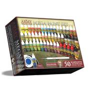 The Army Painter Warpaints Mega Paint Set - 50 kleuren - 17ml - WP8021