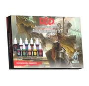 The Army Painter D&D Adventurers Paint Set - 10 kleuren - 12 ml - 75001