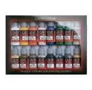 Vallejo Game Color Intro Set - 16 kleuren - 17ml - 72299