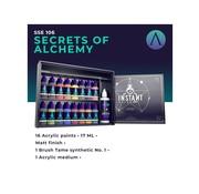 Scale 75 Secrets of Alchemy Instant Colors - 16 kleuren - 17ml - SSE-106