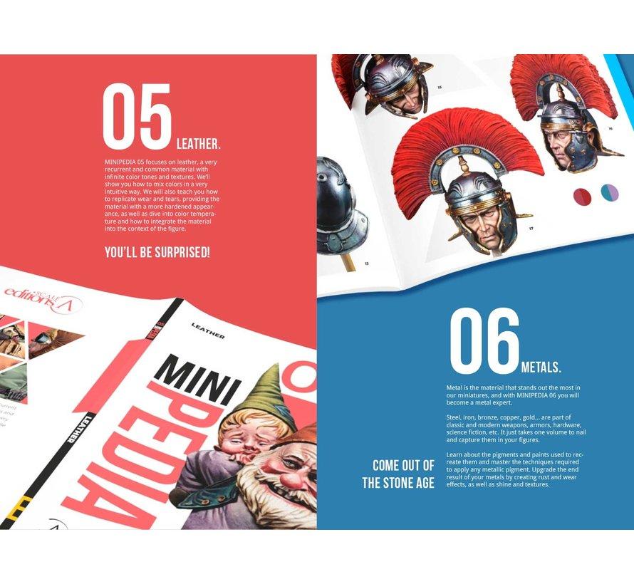 Scale 75 Minipedia - 10x - English - 700+pag - SMB-011