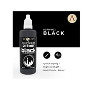 Scale 75 Primer Surface Black - 60ml - SCPR-002