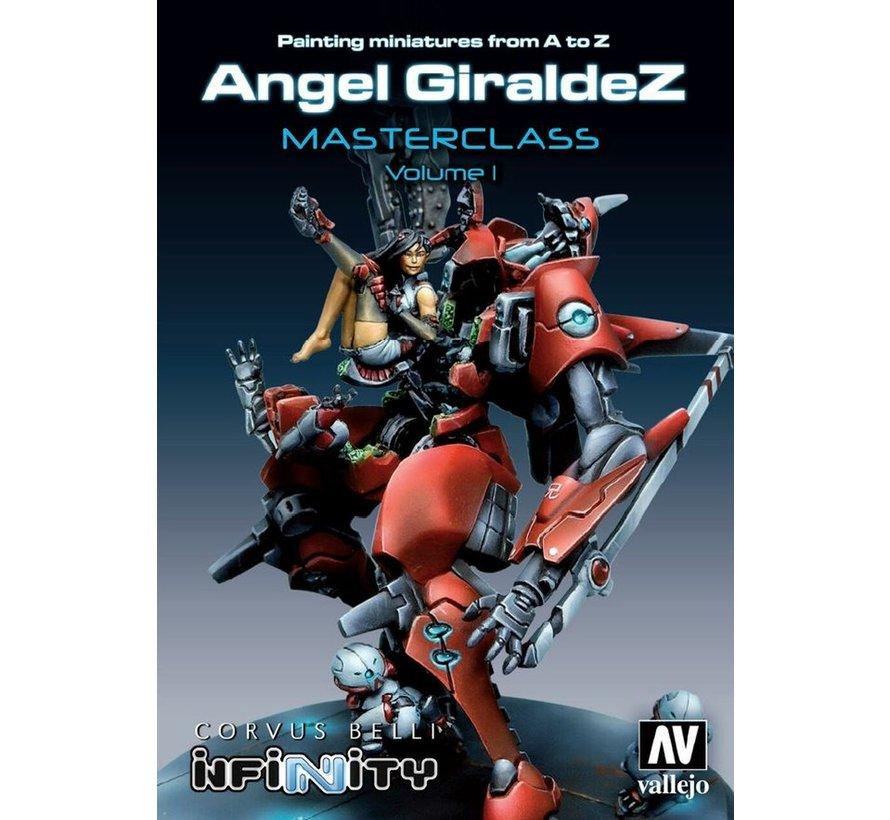 Angel Giraldez - Masterclass Volume 1- 120pag - 75003