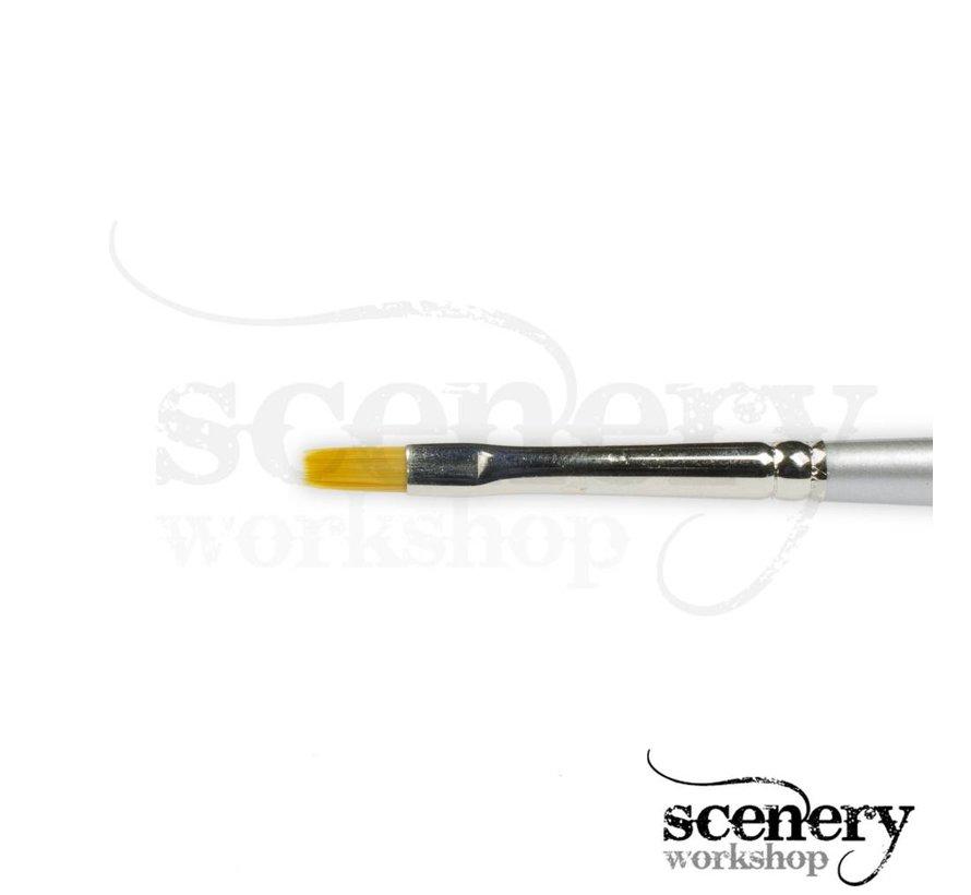 Paint Master Drybrush nr. 2 - klein - PM5002