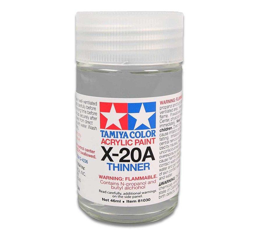 Thinner - X-20A - 46ml - TAM 81030