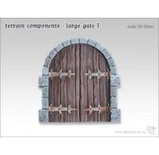 Tabletop-Art Terrain components - Large gate 1 - TTA800000
