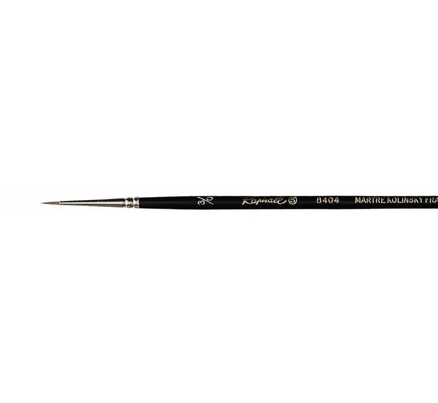 8404 3/0 Kolinsky Sable penseel
