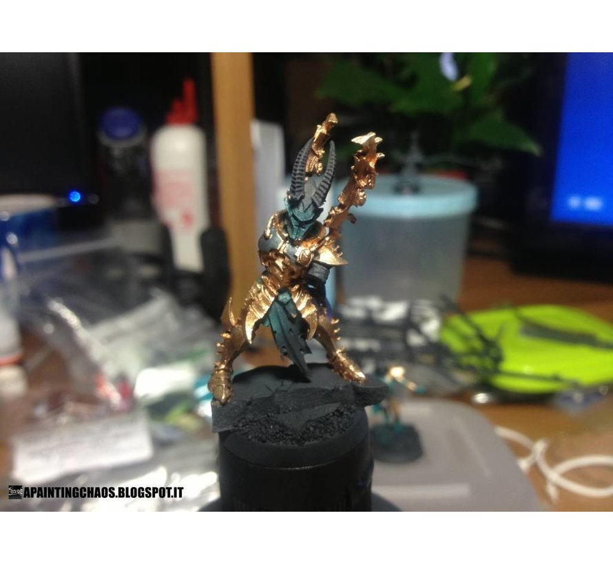 Model Color Liquid Gold Set - 4 colors - 35ml - 70199