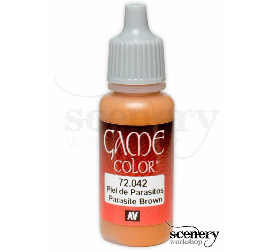 Game Color Parasite Brown - 17ml - 72042