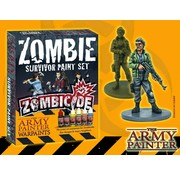The Army Painter Warpaints Zombicide Survivor Set - 6 kleuren - 17ml - WP8009