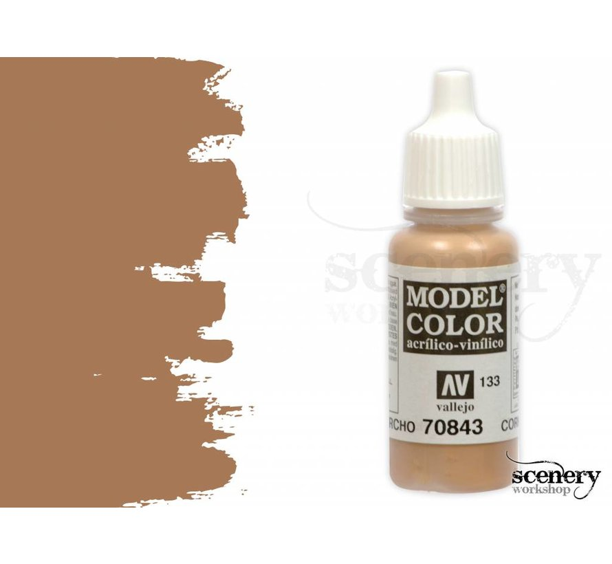 Model Color Cork Brown -17ml -70843