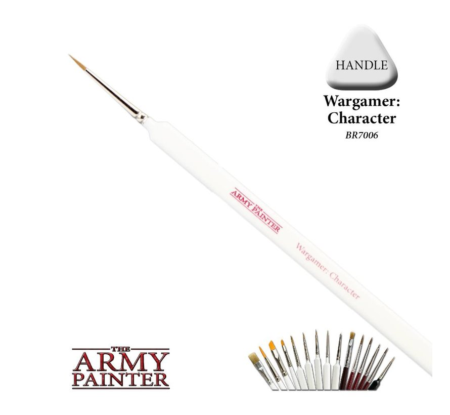 Character Brush - BR7006